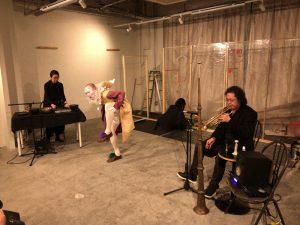 美術家・如月愛による企画&演出「Na-Ni-Ka」第4弾!(本番)