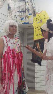 過去の『あなたのいろ わたしのいろ』記録 モデル:ninko ouzou